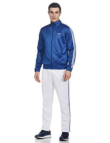 Fusefit FF MENS SP STRIPE TRACK SUIT_sports blue / white_l)