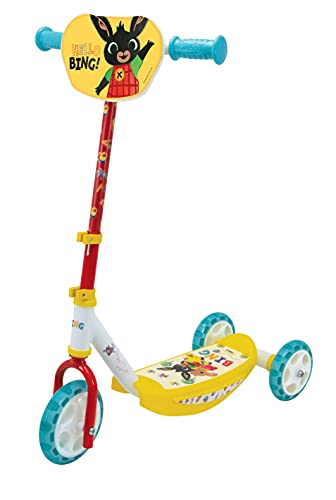 Smoby Bing Monopattino tre ruote 3 anni 7600750189