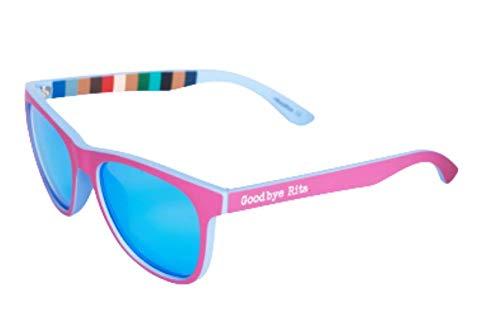 Goodbye, Rita. - Gafas de sol bicolor polarizadas - Lente espejo- Modelo Eli