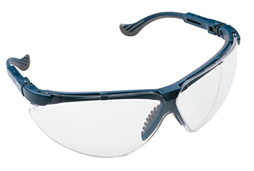 Honeywell 1010950 XC Blue Frame, Clear Lens