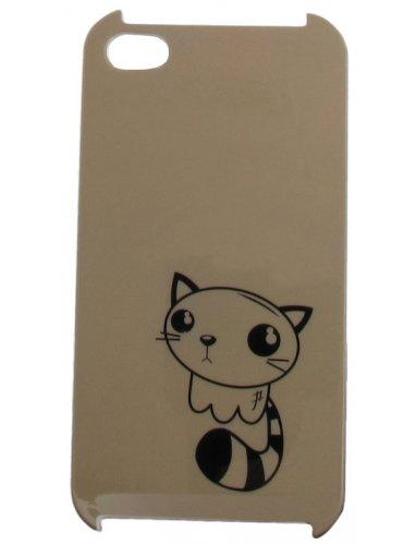Energy EN10514 Coque vinyl sérigraphiée pour iPhone 4 Char manga