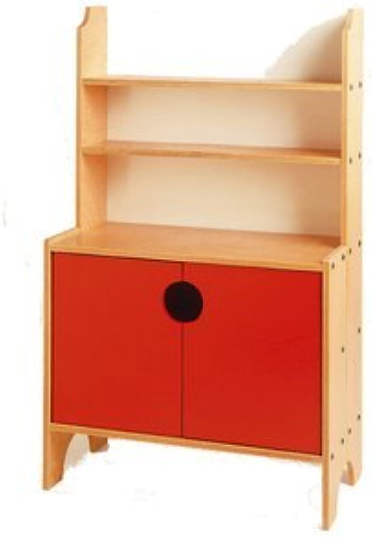 Nathan 371075 Compact Kitchen Dresser, Multi Multi Multi color 6b27ca