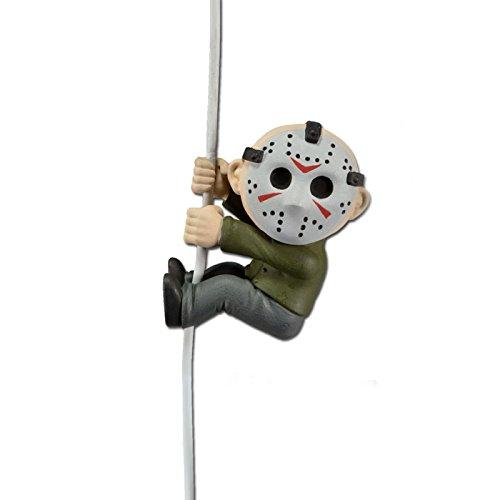 Desconocido Viernes 13 PE14503SCAPOS - Figura de Jason, de 5 cm (NECA NEC0NC14503) - Fig-Jason Scaler