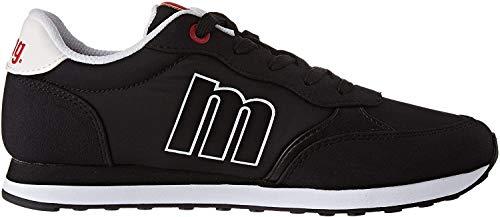 MTNG Attitude 84361C, Zapatillas para Hombre, Negro (Cato Negro C48969), 44 EU