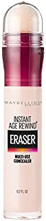 Maybelline Instant Age Rewind Eraser Dark Circles Treatment Multi-Use Concealer, Fair,..