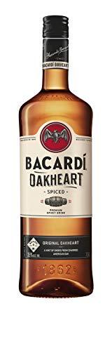BACARDI Oakheart Spiced Rumspirituose Dark (1 x 1.5 l)