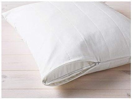 Ikea Angsvide Federa Per Cuscino 50 X 80 Cm Amazon It Casa E Cucina