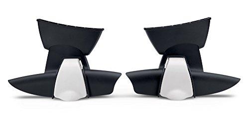 BUGABOO bee-adattatore für Kindersitz auto-römer Britax: schwarz/weiß