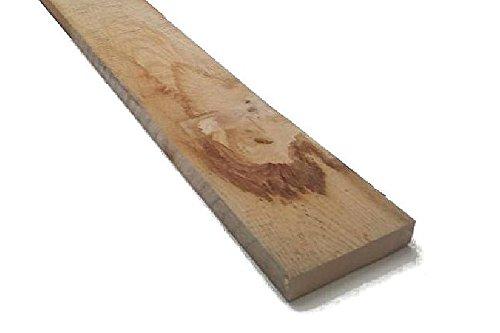 Eichenbretter Schnittholz besäumt Mindestbreite 12 cm verschiedene Längen wählbar (50)
