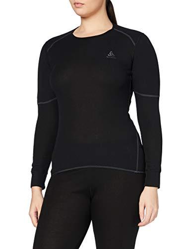 Odlo - Sous-vêtements de ski - Haut Femme - noir - S