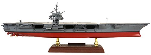 USS Enterprise CVN-65 Forces of Valor 1:700 scale Enterprise-class Carrier USN Operation Enduring Freedom 2001 Waltersons 861007A