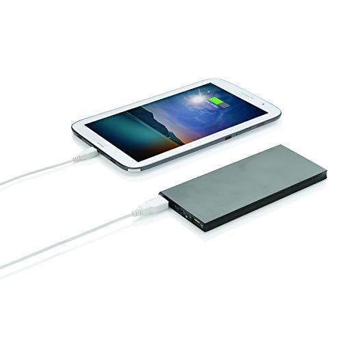 LOOOQS Backup-Batterie 8000mAh schwarz