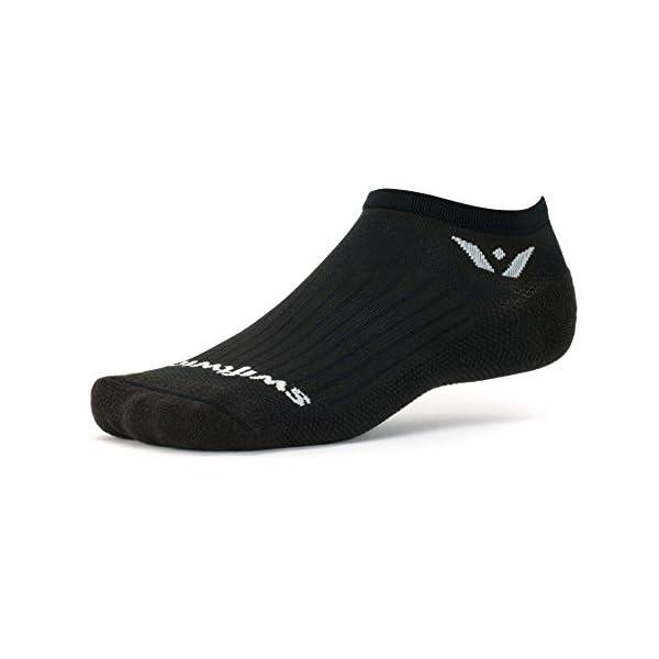 Swiftwick- ASPIRE ZERO Running Socks & Cycling Socks, Wicking, No-show, Mens...