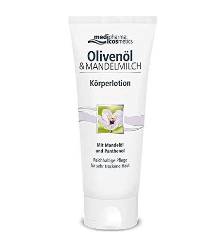 Olivenöl & Mandelmilch Körperlotion, 200 ml