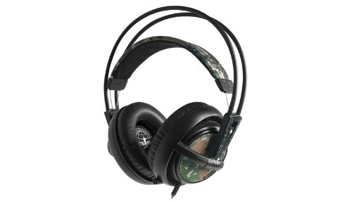 SteelSeries Siberia V2 Gaming Headset - Counterstrike Global Offensive Edition
