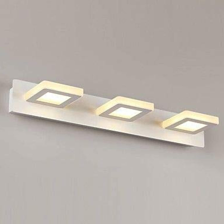 VLING Wandlampe, Einfach LED Modern Modern Wandlampen & Wandlampen Wandleuchte aus Metall 90-240V 3W, Warmwei