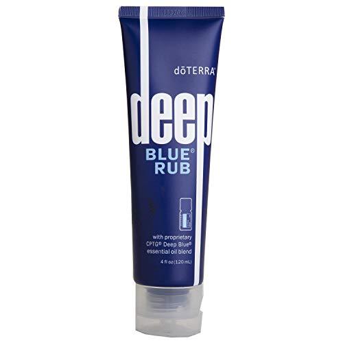 doTERRA Deep Blue Rub, 4-oz (1-Pack)