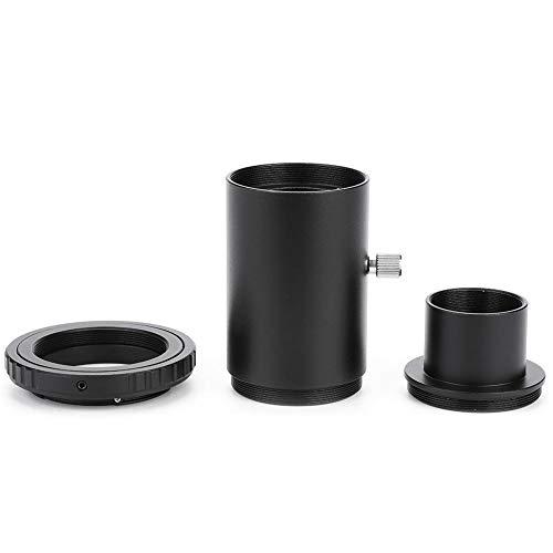 Tubo de extensión del telescopio, aleación de Aluminio de 1.25 Pulgadas Tubo...
