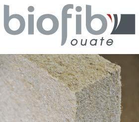 BIOFIB OUATE | Ep.100mm 1,25x0,6m | R=2,5 - paquet(s) de 4.5m²