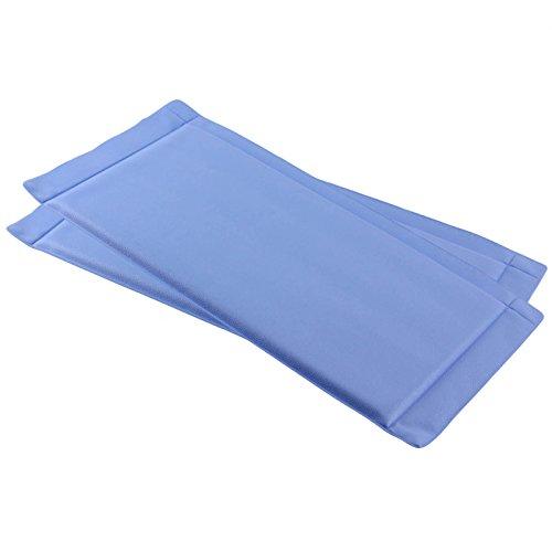 SPARES2GO Defrost Kühlschrank Gefrierschrank Matte Durable Anti-Frost-Pad - Verhindert Frost & Eisbildung (Packung mit 2)