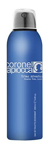 Coronel Tapiocca London Man Eau de Toilette Desodorante Spray 200 ml