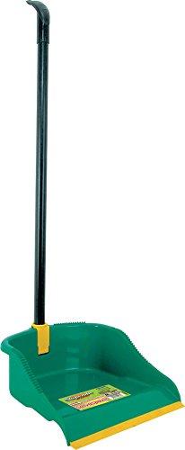 La Briantina ALZ00034A Alzaimmondizie con Manico Salvaspazio, Verde