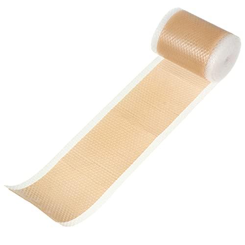 DOITOOL 1 rollo de parches de cicatrices profesionales de silicona para eliminar cicatrices, cómodo y sin dolor, cinta de eliminación de cicatrices