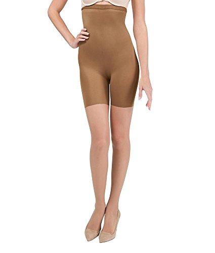 SPANX Firm Control High-Waist Pantyhose,Barest Bare,2