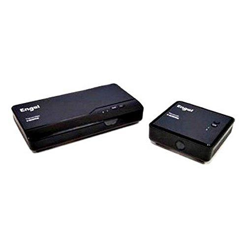 Engel Axil MV7600 3D Negro - Receptor AV (Reproductor de BLU-Ray, 1080p)