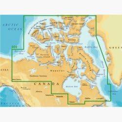Magellan Canada Map Amazon.com: Magellan MapSend BlueNav XL3 Charts for eXplorist