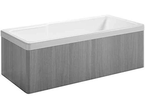 Laufen Holzverkleidung 4-TLG für Badewanne LB3 wenge