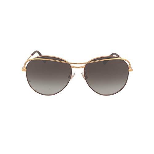 Dolce e Gabbana Moda De Lujo Mujer 2261SOLE13338G Multicolor Metal Gafas De Sol | Temporada Permanente