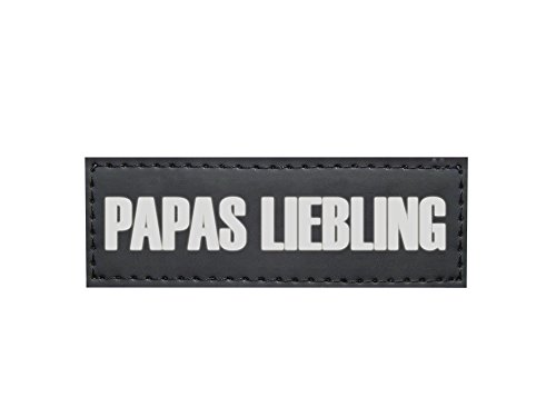 Nobby Klettsticker PAPAS LIEBLING Set 2 St; 3 x 9 cm