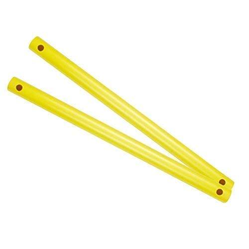 Moveandstic 2er Set 75er Rohr, gelb