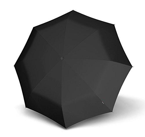 Knirps Regenschirm Fiber T1 AC Schwarz