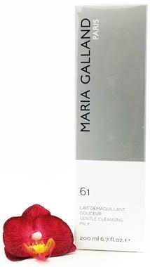 Maria Galland Gentle Cleansing Milk 61, 200ml/6.7oz by Maria Galland