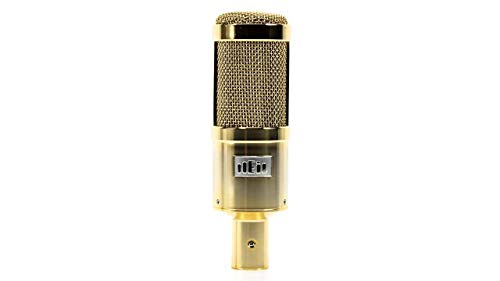 HEIL PR40G DYN Studio - Micrófono (Cristal), Color Dorado