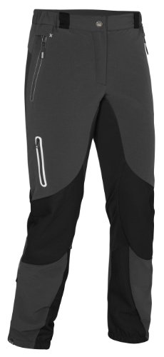 Salewa Damen Tourenhose Bordon Dst, carbon/0900, 48, 00-0000022690