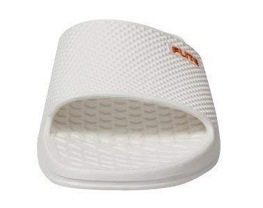 Flite Men's White Flip Flops Thong Slippers-8 UK/India (42 EU) (FL0245G)