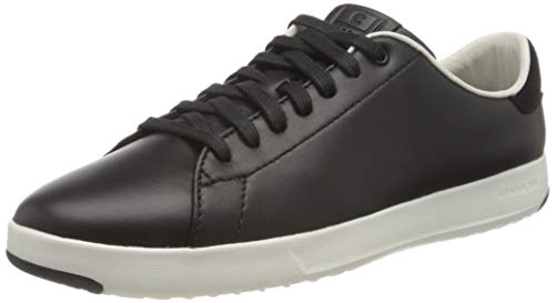 Cole Haan Grandpro Tennis, Zapatillas Mujer, Negro (Black/Optic Wht Black/Optic Wht), 40 EU
