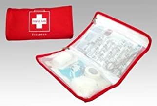 All-American First Aid Kit Red (case w/Supplies)