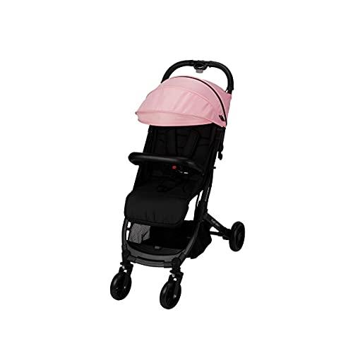Interbaby SILLA01-02 - Silla De Paseo Para Bebés Minimum Space Rosa, unisex