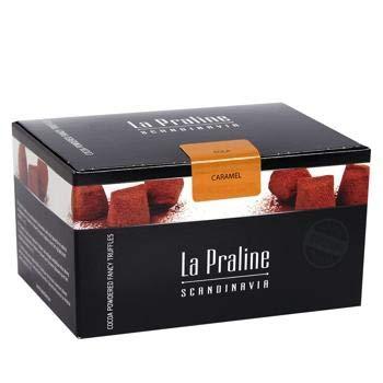 La Praline - La Praline - Amber - La Praline - Schwedisch Schokolade Salz-Karamell - Chocolate salted caramel - 200g - Art.Nr.:11059/10