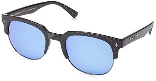 Pepper's Unisex-Adult Soho MP5831-12 Polarized Oval Sunglasses, Birdseye Tortoise, 53 mm
