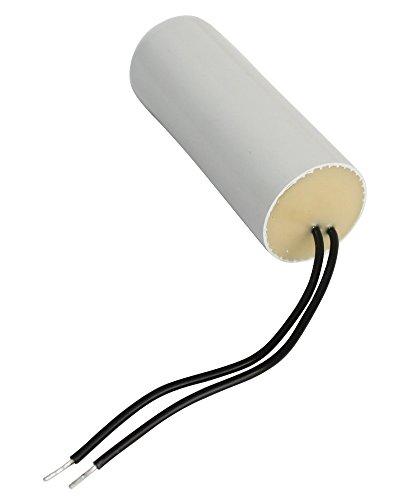 Aerzetix: Condensatore di avviamento e accensione per lavoro motori. Capacità 7μF, 450V C10220