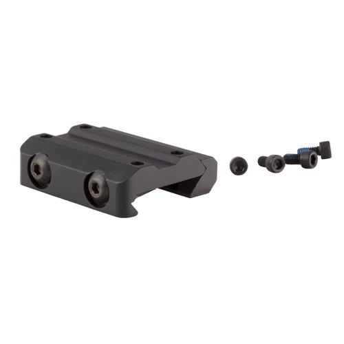 Trijicon AC32067 Miniature Rifle Optic (Mro) Mount, Low Adapter, Black