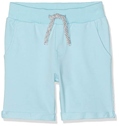 Name IT NOS Jungen NKMVERMO Long SWE UNB NOOS Shorts, Türkis (Petit Four), (Herstellergröße: 152)