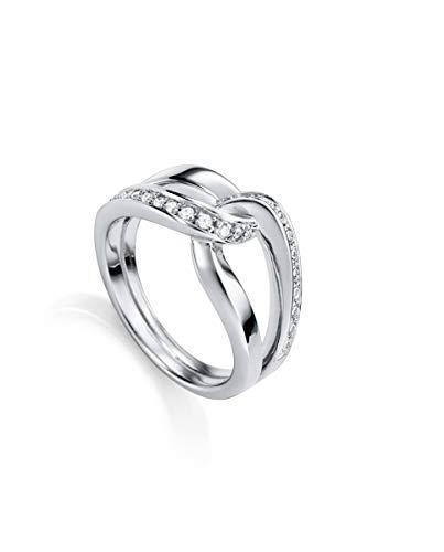 Viceroy Anillo Jewels 71010A012-38 Plata de Ley