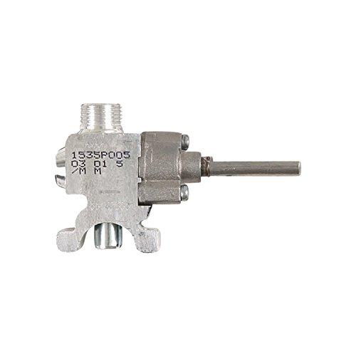 ForeverPRO WB19T10020 Top Burner Gas Valve for GE Range 942740 AH233946 EA233946 PS233946