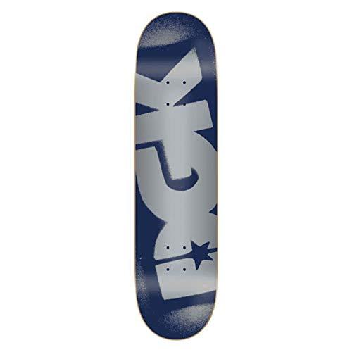DGK Skateboards Deck Skate o.g. Logo Navy Grey 8.25